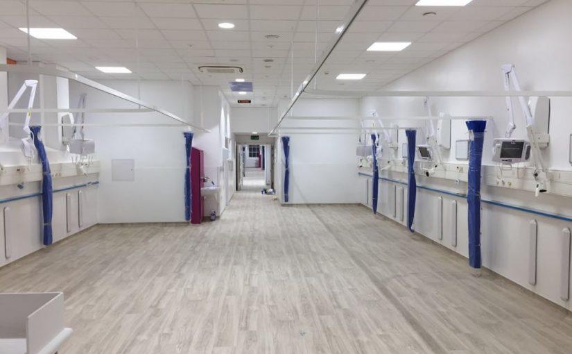 St Mary's Hospital-Thistlethwayte Ward