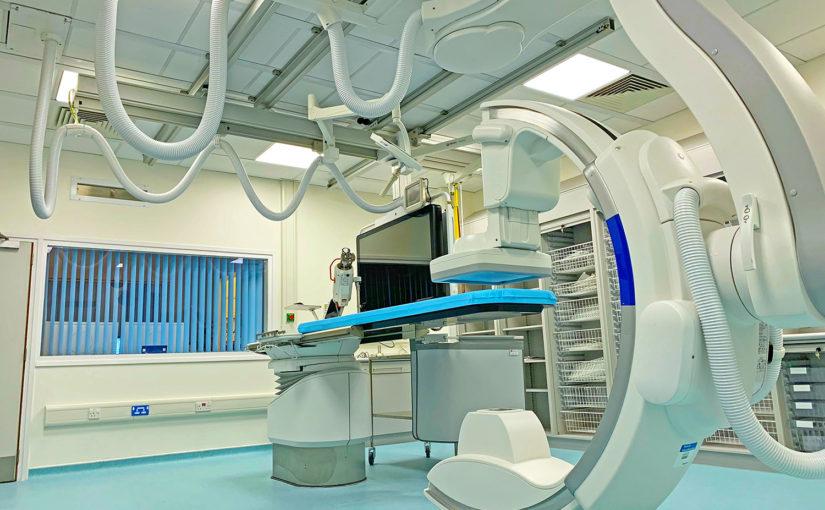 Du Cane Rd – HH, 1st Fl, Cath Lab 2, IR2 Scanner Upgrade