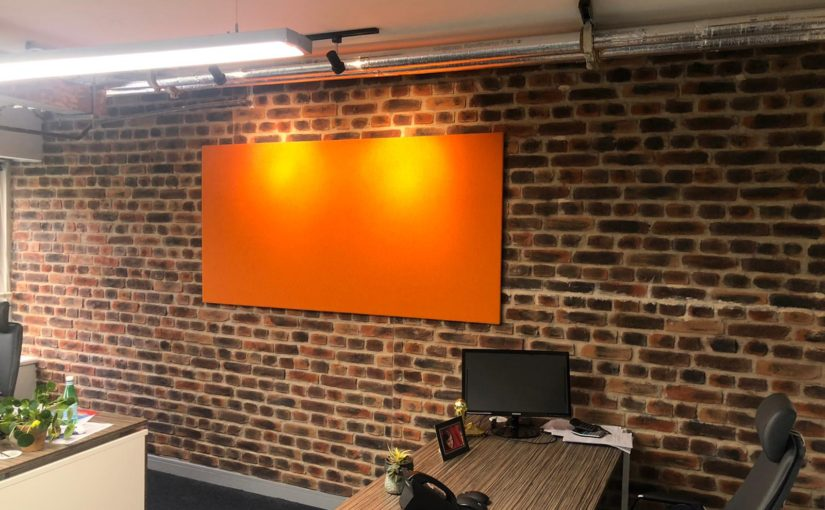 Old Marylebone Rd – 239, 5th Fl, VTEC Wall Installation